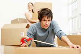 Movers in Amarillo