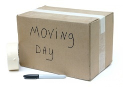 Moving services in Irving