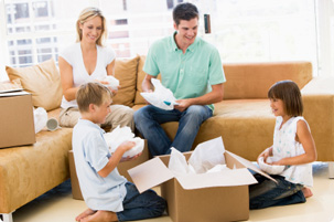 Moving services in Murfreesboro