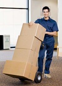 Richmond moving services
