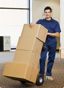 Moving services in San Leandro