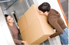 Moving companies in St. Petersburg